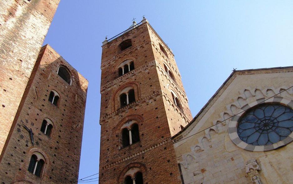 Альбенга (Albenga), Итальянская Ривьера, Лигурия